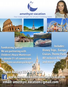 vacation flyer CHM